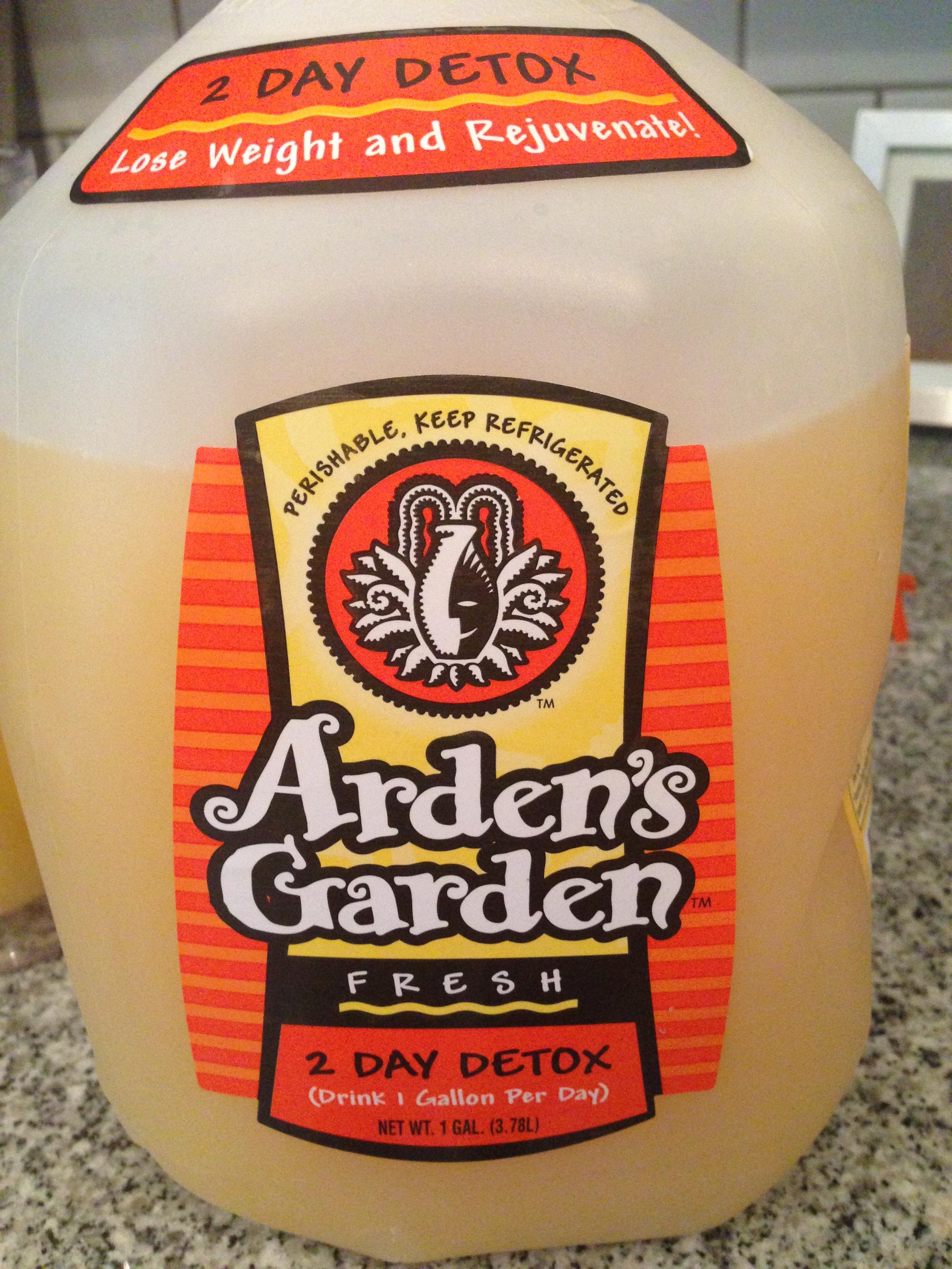 Arden S Garden 2 Day Detox The Lyons Den