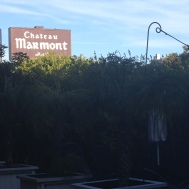 iconic chateau marmont hotel
